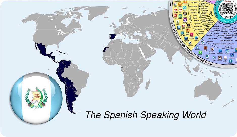 The Spanish Padagogy Wheel Post
