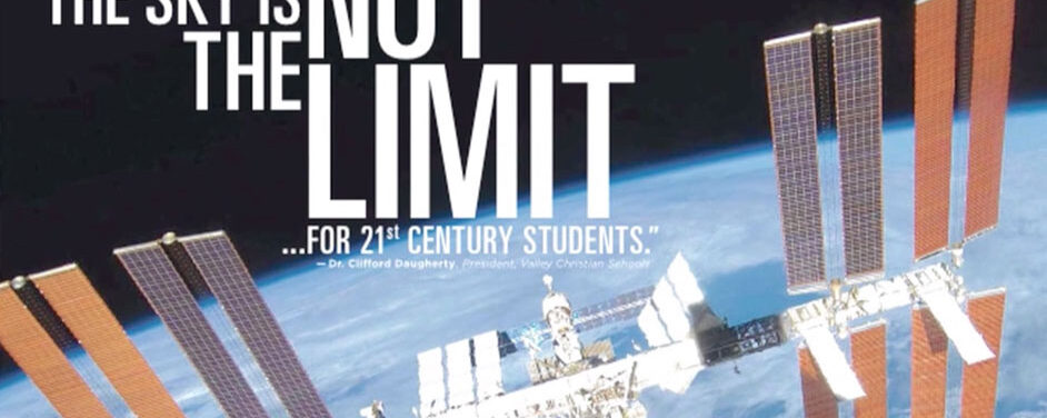 Space the Final Frontier … Not for these kids!